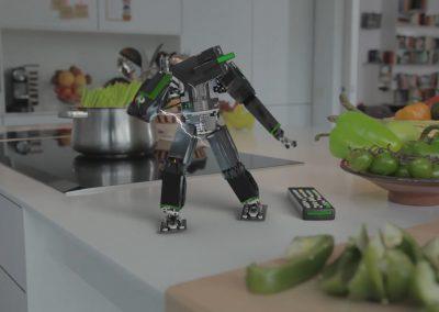ROBOT POWER × LA SEXTA